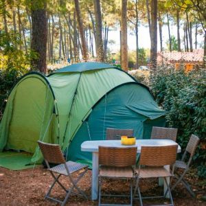 Camping - Emplacements tentes
