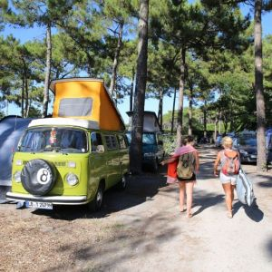 Camping - Emplacements tentes - caravanes