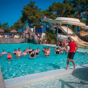 Camping - Animations / Aquagym