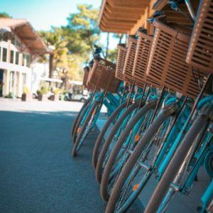 Service camping - Location de vélo
