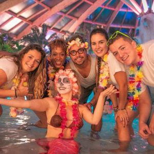 Camping - Soirées Animations / Pool party